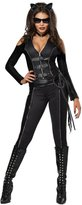 California Costumes Women's Fatal Feline Sexy Villain Catsuit