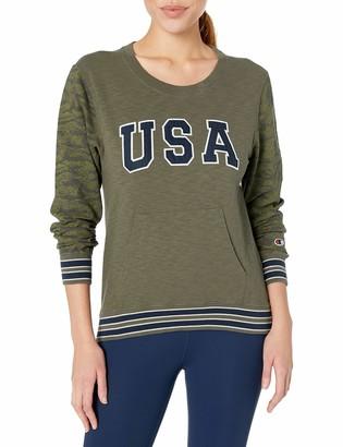 Champion Women's French Terry Sweatshirt (Edition)