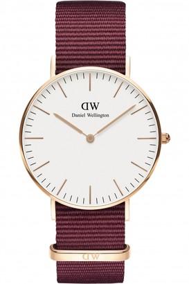 Daniel Wellington Classic 36 Roselyn Watch DW00100271