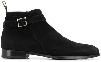 Doucal's buckled ankle boots