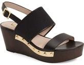 Louise et Cie 'Quincy' Platform Wedge Sandal (Women)
