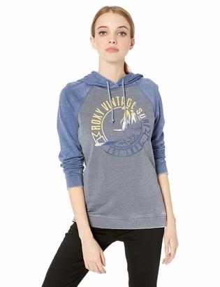 Roxy Junior's True Harmony Pullover Hooded Sweatshirt