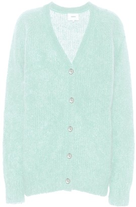 Erdem Mohair and wool-blend cardigan