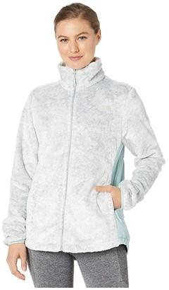 The North Face Osito Hybrid Full Zip Jacket