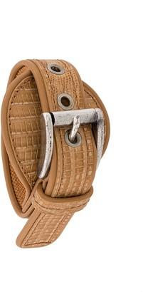 Gianfranco Ferré Pre-Owned 2000s Buckle Bracelet