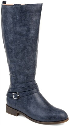 Journee Collection Ivie Tall Boot - Extra Wide Calf