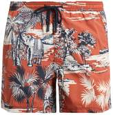 Etro Indian-print swim shorts
