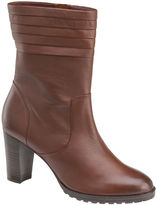 Johnston & Murphy Joslyn Pleated Bootie