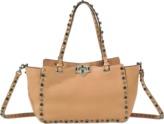 Valentino Garavani Valentino Rockstud Small Tote Bag