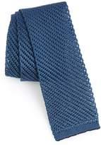 Salvatore Ferragamo Ermete Knit Silk Tie