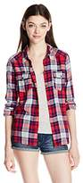 Roxy Junior's You Plaid Top