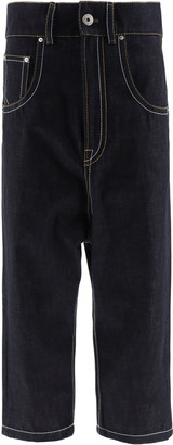 Lanvin Drop Crotch Jeans