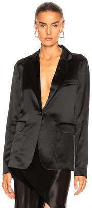 Nili Lotan Sophia Jacket in Black   FWRD