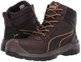 Puma Safety Safety 6 Tornado WP (Brown) Men's Boots