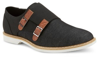 X-Ray Xray Lismore Monk Strap Slip-On
