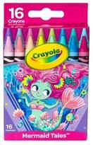 Crayola Crayon Pack 16ct Mermaid Tales