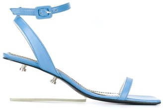 Nicole Saldaña Alyssa sandals