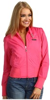 Members Only Classic Bomber Jacket (Bubblegum) - Apparel