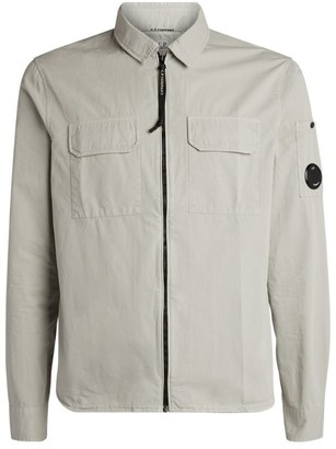 C.P. Company Goggle-Arm Overshirt
