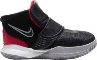 Nike Kyrie 6 Basketball Shoes - Black / Red