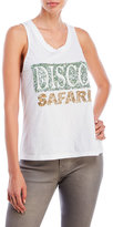 Religion Disco Safari Embellished Tank