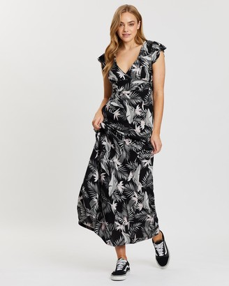 Volcom Pair O Dice Maxi Dress