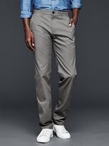 Gap Classic slim fit khakis
