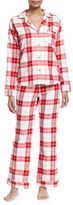 UGG Raven Cotton Plaid Pajama Set