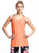 Old Navy Go-Dry Cross-Back Tank for Women
