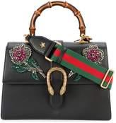 Gucci Black Dionysus embellished Large Tote bag