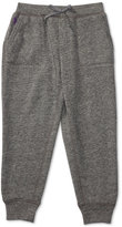 Ralph Lauren Fleece Jogger Pants, Toddler & Little Girls (2T-6X)