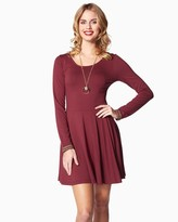 Charming charlie Weekender Fit-and-Flare Dress