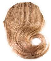 Sono 1 Count 100% Human Hair Straight Across Clip-In Bang Extensions, /600 Light Ash & Blonde