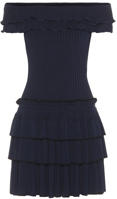 Jonathan Simkhai Rib-knit dress