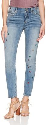 Lucky Brand Women's MID Rise AVA Skinny Jean in HILLSHIRE Village 25