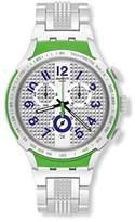Swatch Men's Xlite YYS4012AG Plastic Swiss Quartz Watch