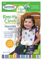 Summer Infant Summer® Keep Me CleanTM 20-Count Disposable Bibs