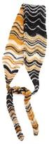 Missoni Wave Print Headband