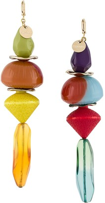 Missoni Oversized Beaded Earrings