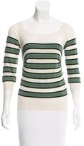 Louis Vuitton Cashmere Striped Sweater