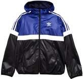 adidas Older Boy Fz Windbreaker Jacket
