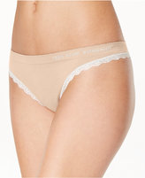 HEIDI-by-Heidi-Klum Heidi by Heidi Klum Seamless Thong H37-1175B, Only at Macy's
