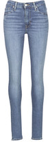 Levi's Levis 721 HIGH RISE SKINNY women's Skinny jeans in Blue