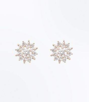 d5c4540c8 New Look White Earrings - ShopStyle UK