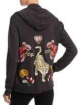 Nation Ltd. Echo Park Embroidered Hooded Sweatshirt - 100% Exclusive