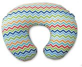 Boppy Nursing Pillow and Positioner, Colorful Chevron by