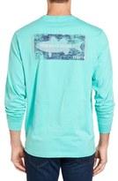 Vineyard Vines Men's Boathouse Sign T-Shirt