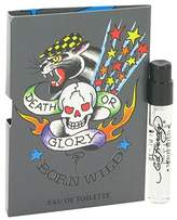 Christian Audigier Ed Hardy Born Wild by for Men - Vial (sample) .05 oz
