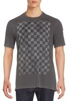 Cult of Individuality Checkerboard Graphic Tee