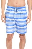Peter Millar Men's Vintage Stripe Swim Trunks